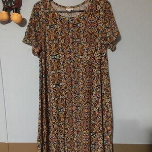 BNWOT LLR Carly Dress Large